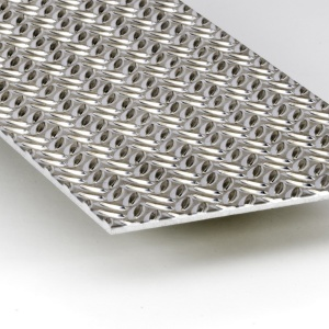 Embossed Metal sheets