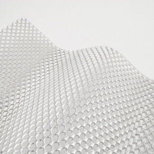 Cantori - Corrugated perforated metal sheet
