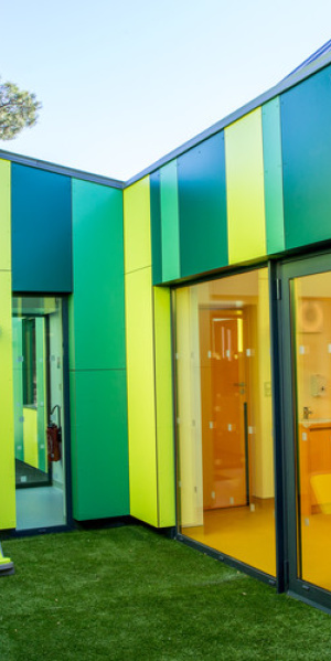 Kindergarten in France - Max Compact Exterior  F-Quality