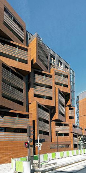 Basket apartments in Paris - Max Compact Exterior F-Quality