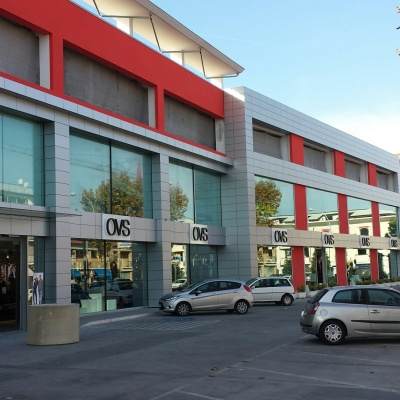 SHOPPING CENTER,<br/>SAN BENEDETTO DEL TRONTO